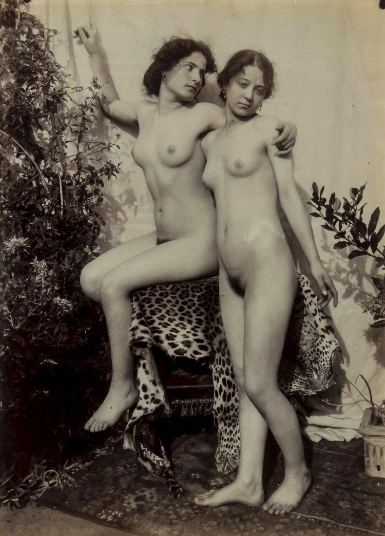 Guglielmo von Plüschow (1852-1930) - Untitled (Nud - 3