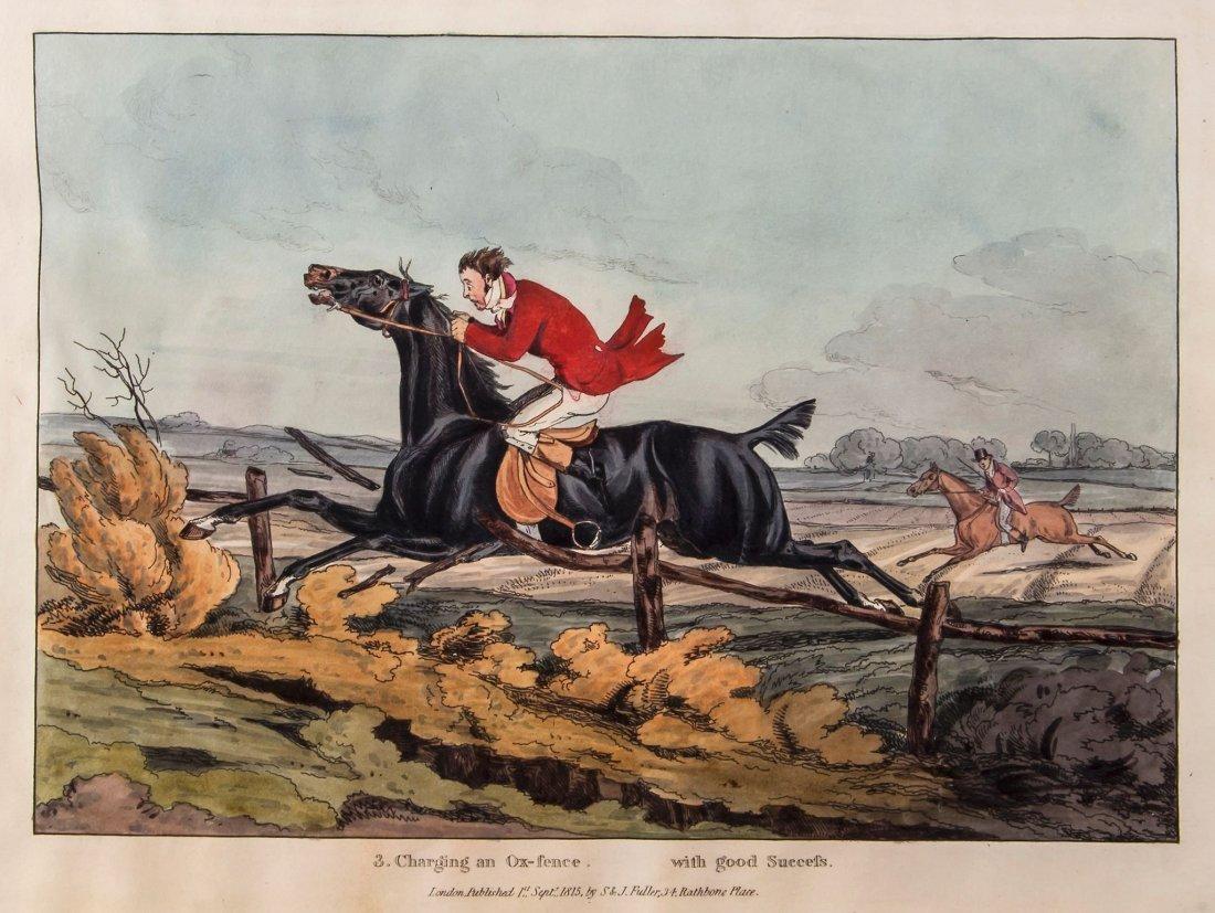 "[Alken (Henry)], ""Ben Tally Ho"". - Qualified Horse"