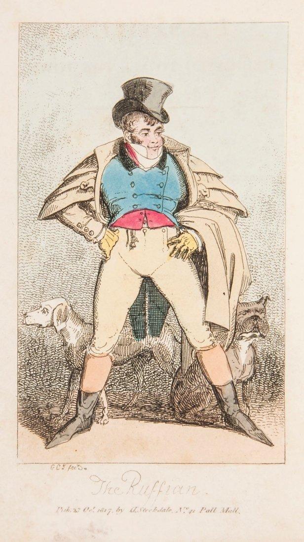 Cruikshank (George).- - Fashion. Dedicated to all