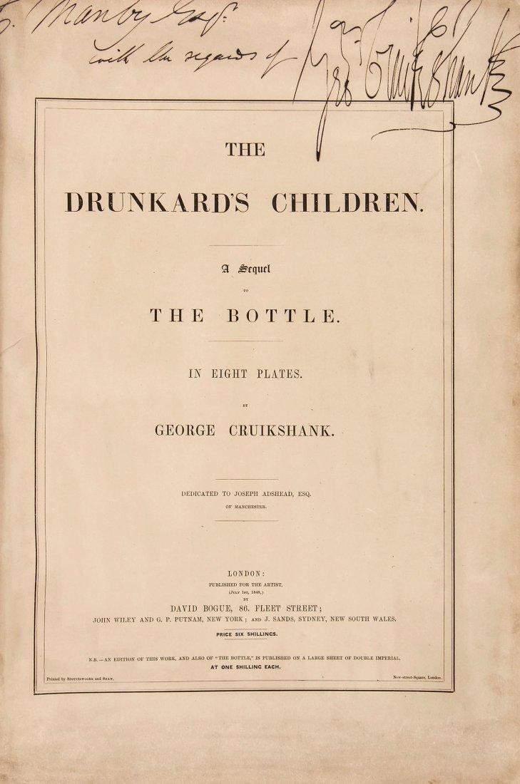 Cruikshank (George) - The Bottle