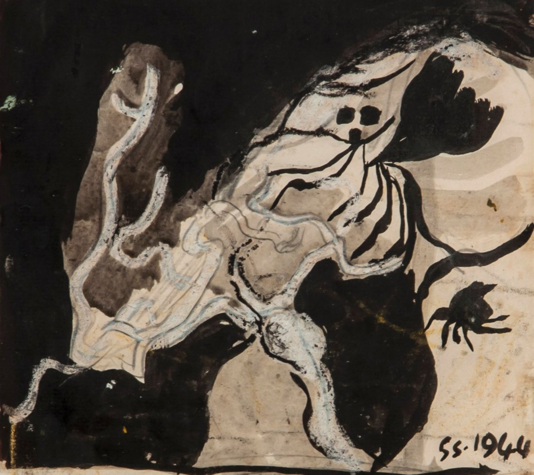 Graham Sutherland (1903-1980) Untitled, 1944