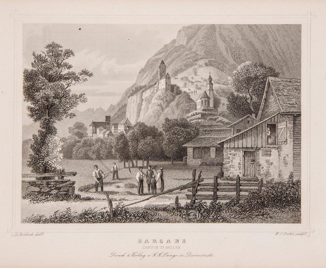 Lance's Upper Rhine,