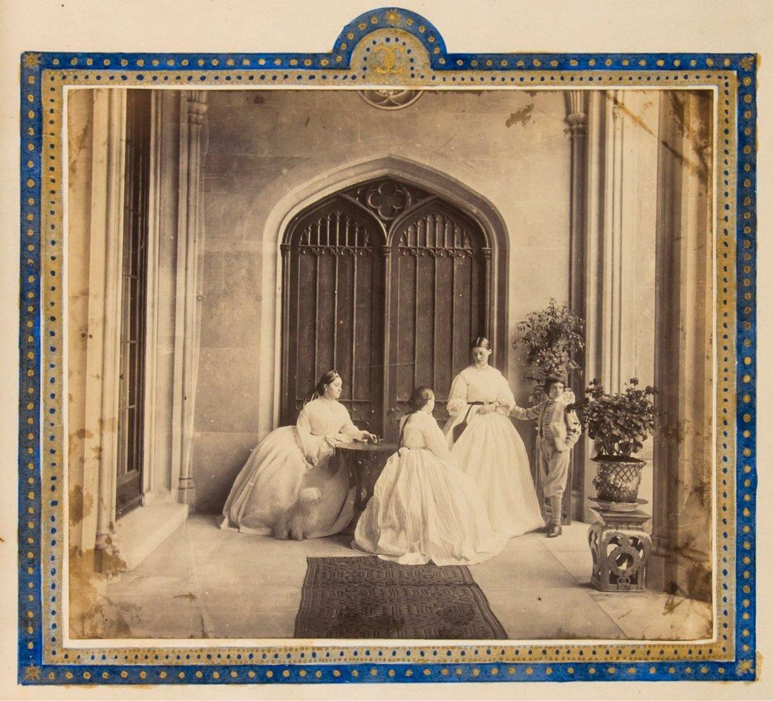 Family Album.- - [Earl of Brownlow family album],