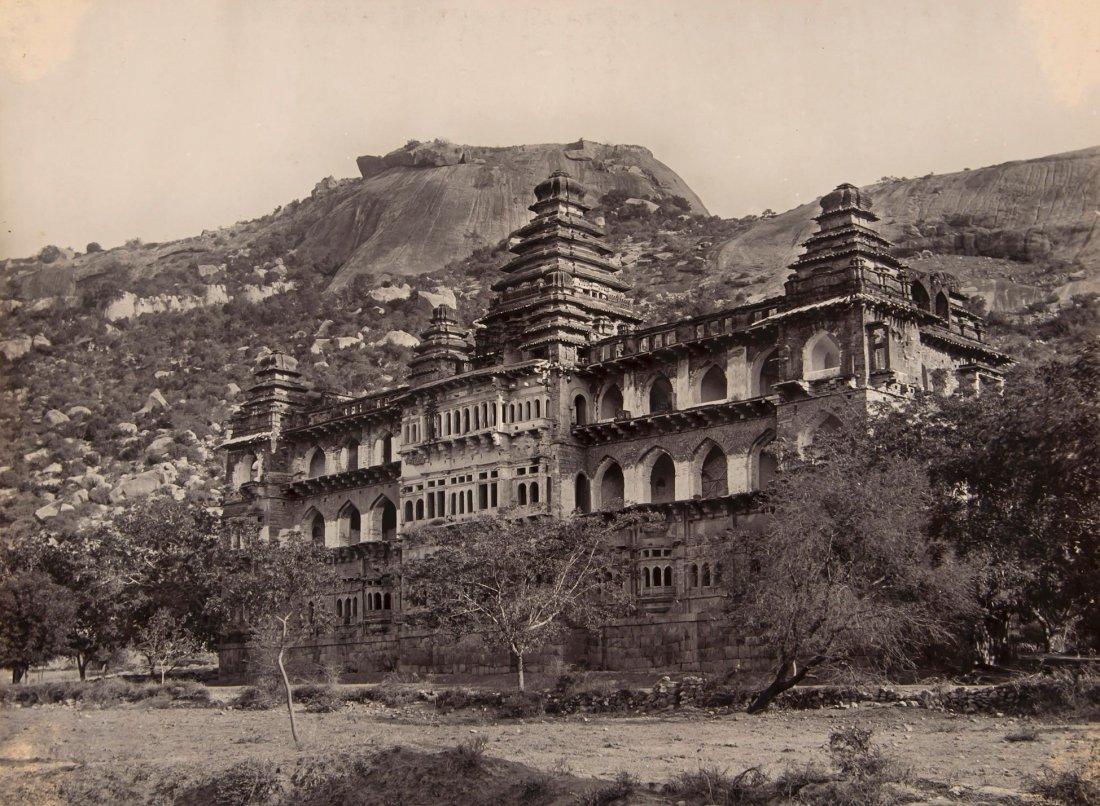 India.- [Vaughan (E.L.)] - A Memoir of the History of