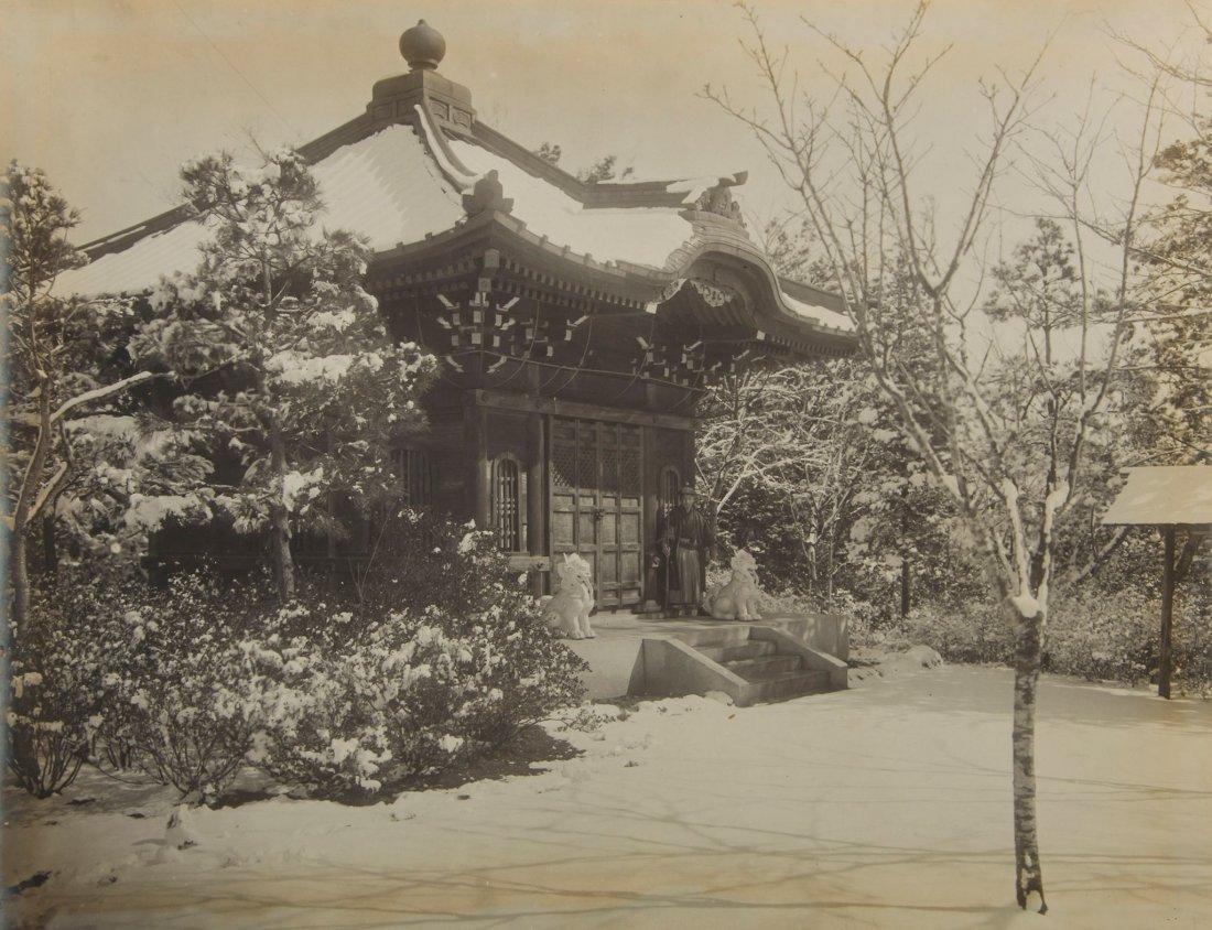 Count, ?photographer )] Album of photographs, Japan,