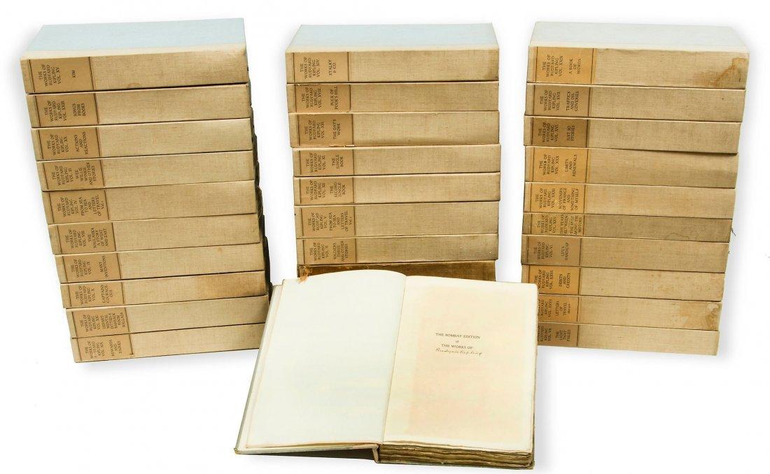 Kipling (Rudyard) - The Works,