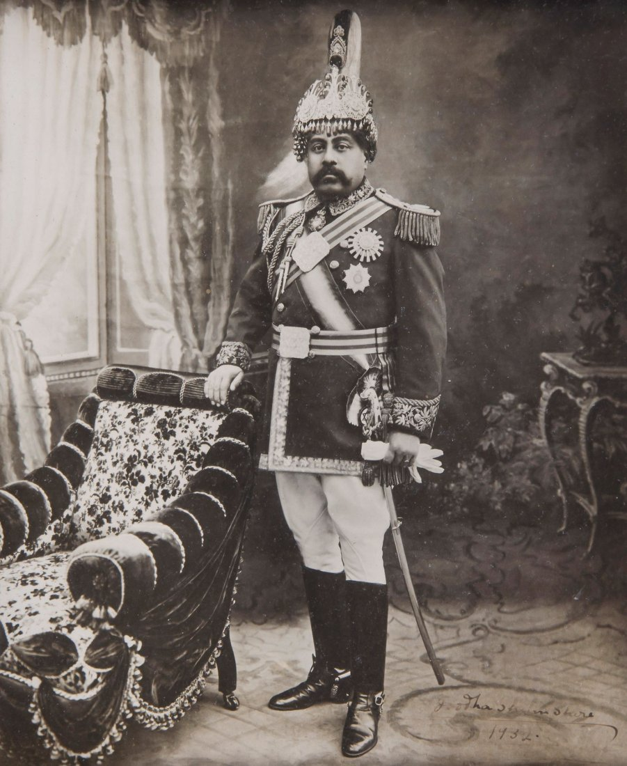 Photographer unknown - Maharaja Juddha Shumsher Jung