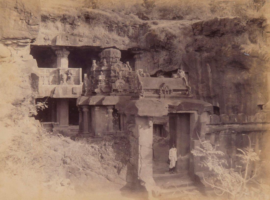 Lala Deen Dayal (1844-1910) - Visit of H.I.H. The
