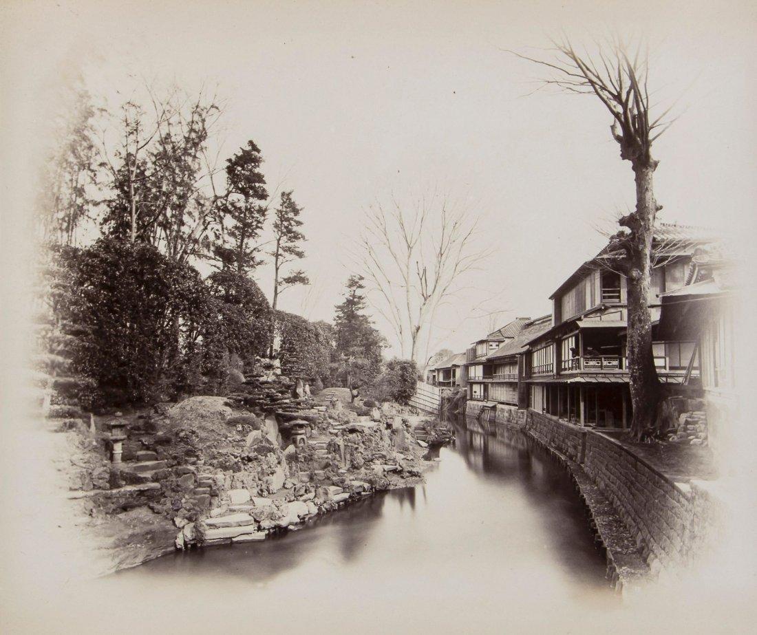 Felice Beato (1832 - 1909) - Japanese Landscapes, ca.