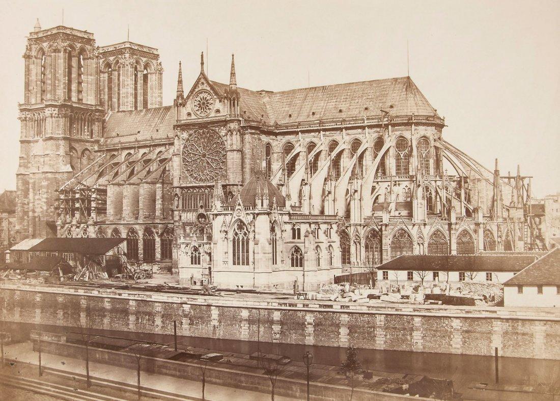 douard Denis Baldus (1813-1889) - Cathédrale