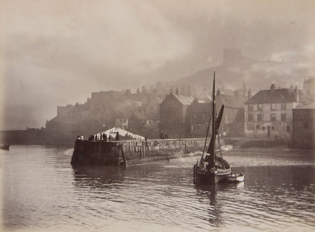 Frank Meadow Sutcliffe (1853-1941) - Whitby, 1880s