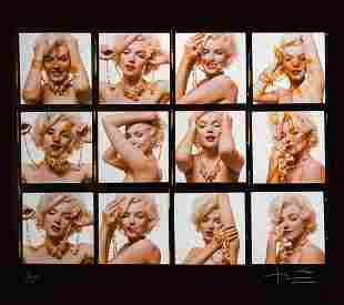 Bert Stern (1929-2013) - Marilyn Monroe, June 1962
