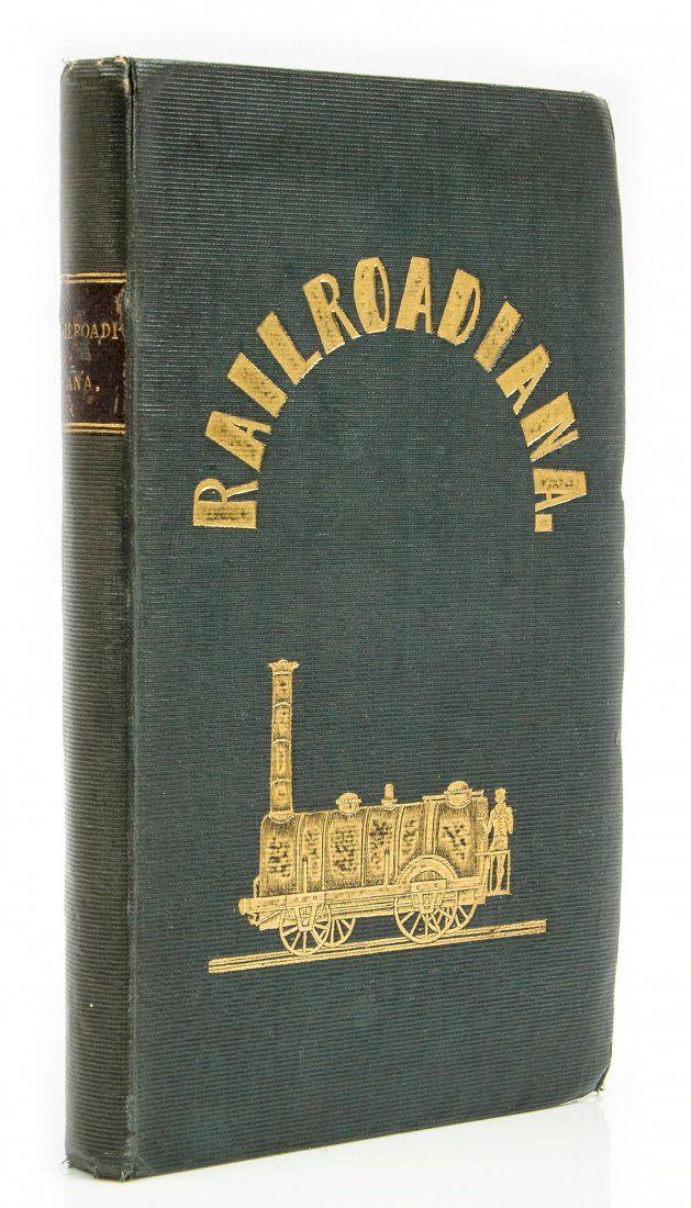 Railroadiana.