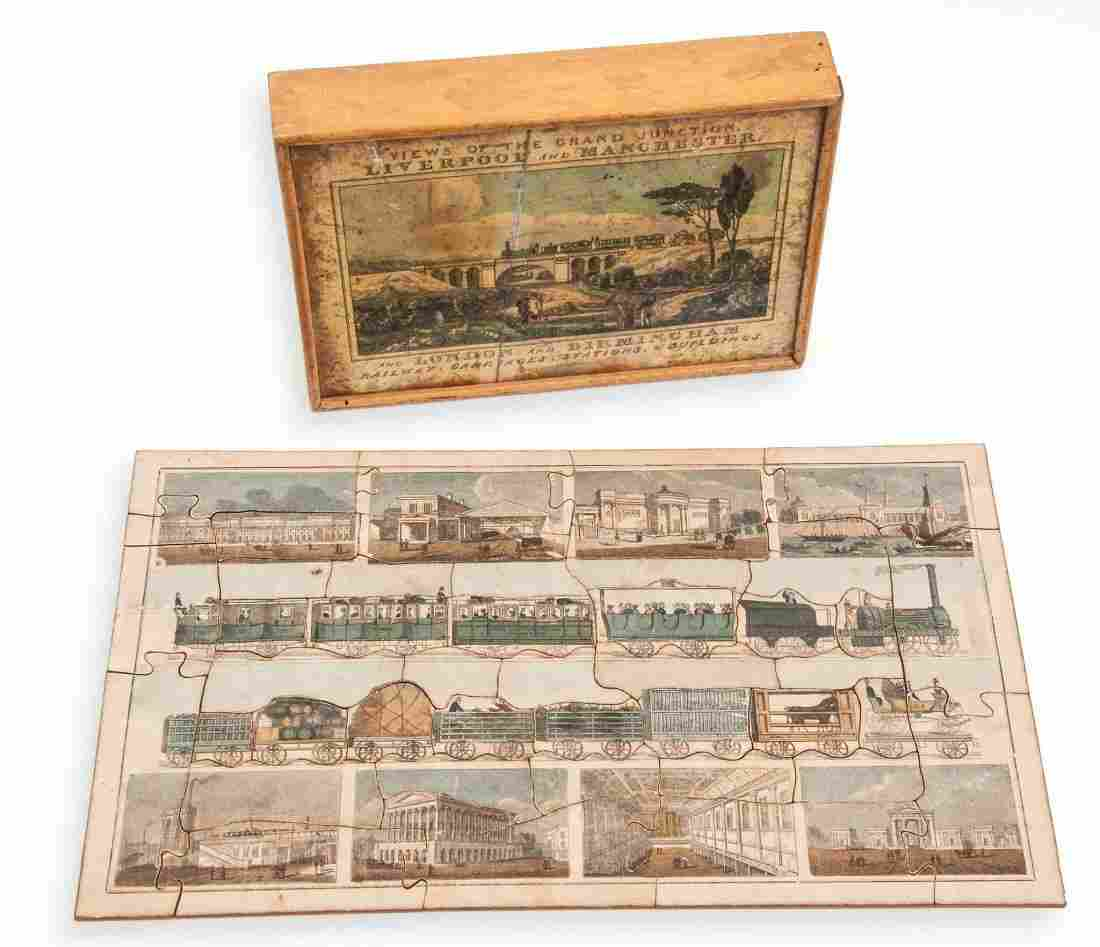 publisher ) Views of the Grand Junction, Liverpool and