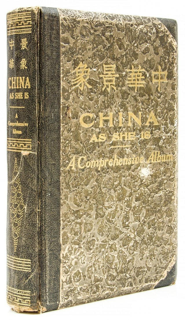 China As She Is: A Comprehensive Album,