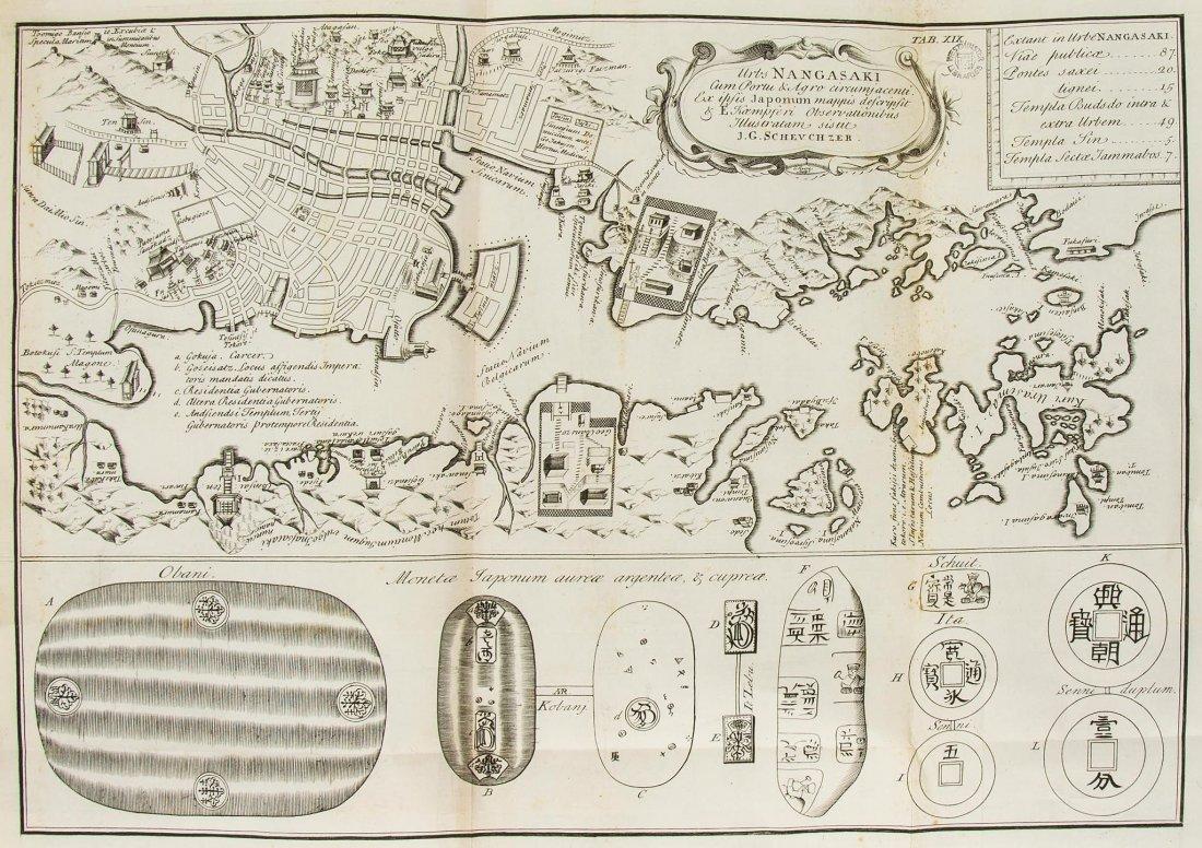 Kæmpfer The History of Japan , translated by J.G.