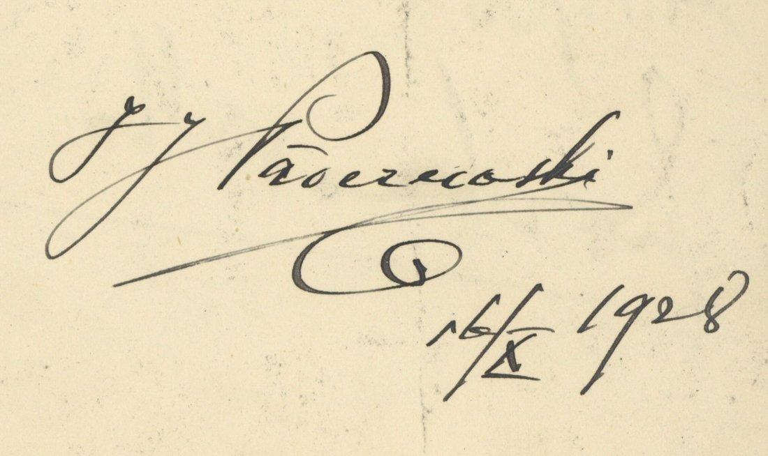 COL A c.1920s / 30s autograph album, approx