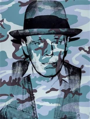 Andy Warhol (1928-1987) - Joseph Beuys in Memoriam