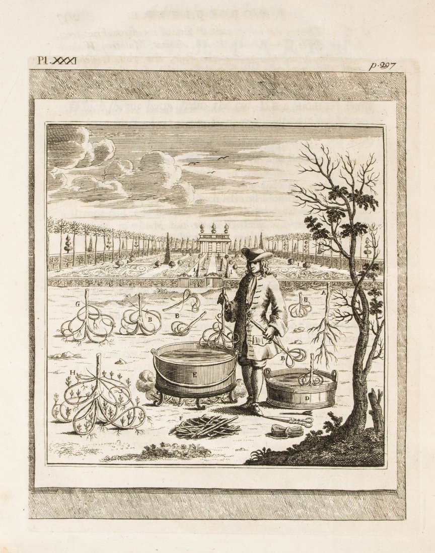 A Philosophical Treatise of Husbandry and Gardening