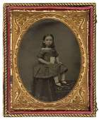 Photographers unknown  One Daguerreotype and Four