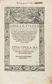 Opera…item Opera Maxentii Johannis, 2 parts in 1