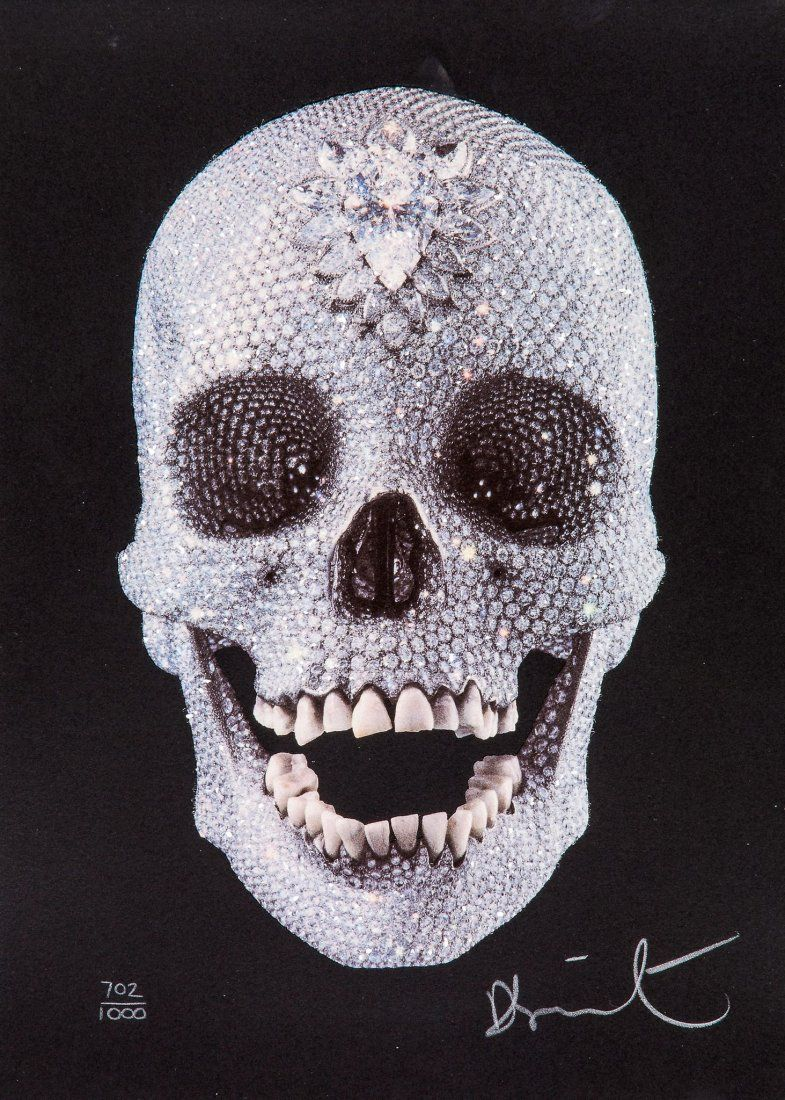 Damien Hirst (b.1965) - For the Love of God