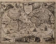 Mercator (Gerard) - Atlas de novo plurimis in locis