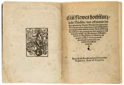 Fuchs Leonhard  Alle Kranckheyt der Augen
