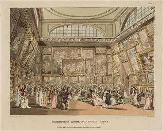 Ackermann (Rudolph) - Microcosm of London,