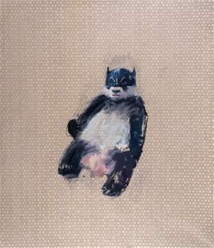 Charming Baker (b.1964) - Panda, 2008