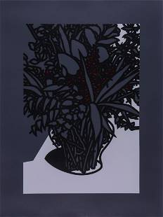 Patrick Caulfield (1936-2005) - For John Constable