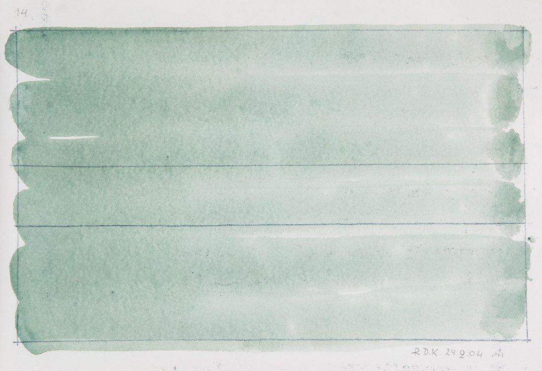 Raoul de Keyser (b.1930) - Untitled, 2004
