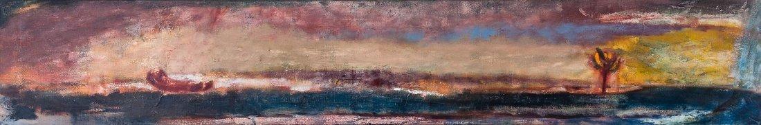 Andrzej Jackowski (b. 1947) - The Wet-Grounds, 1988