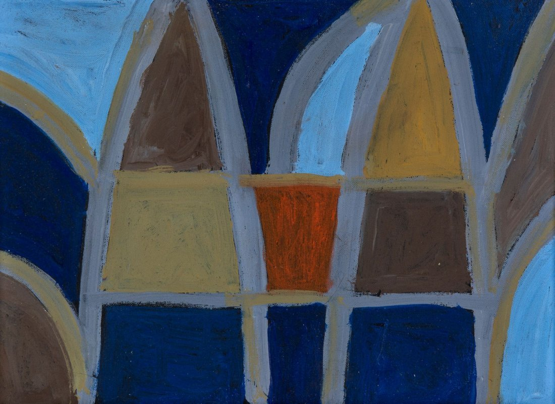 Breon O'Casey (1928-2011) - Untitled (Abstract