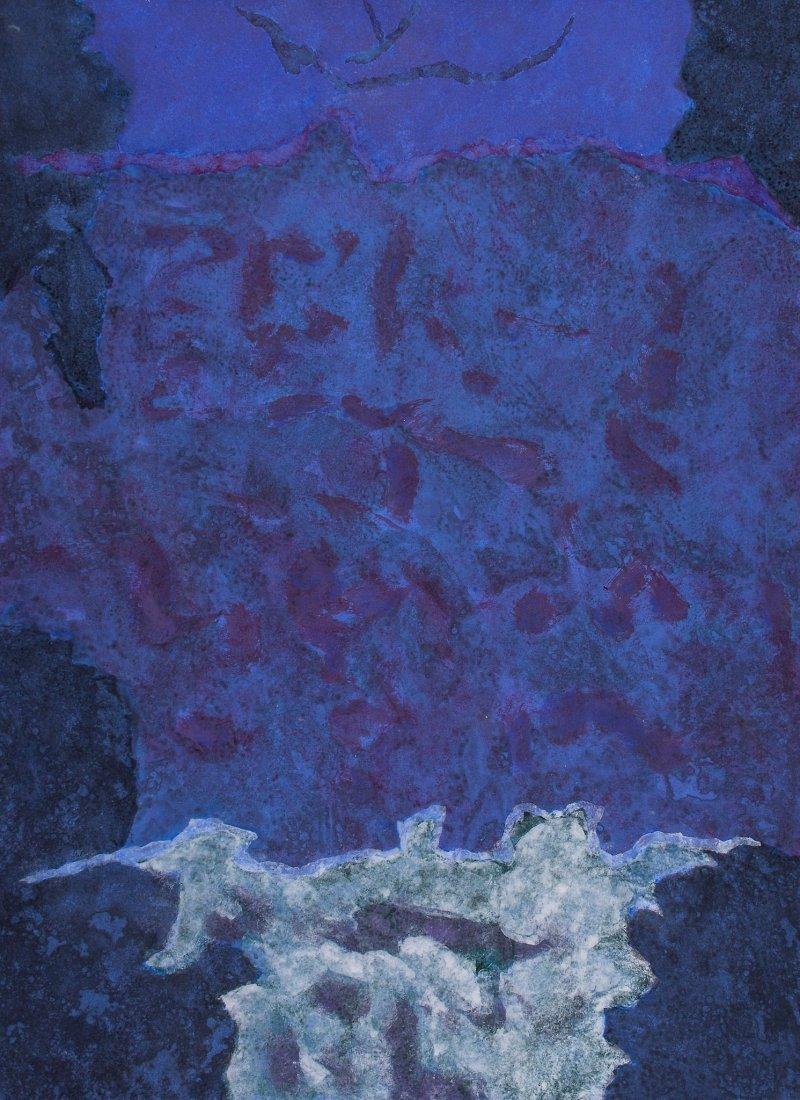 Theodoros Stamos (1922-1997) - Infinity Fields, 1984