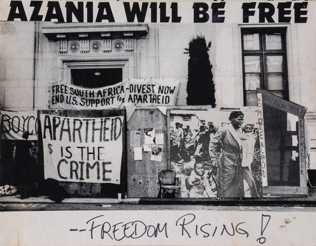 **ANTI- IMPERIALISM - APARTHEID - Collection of