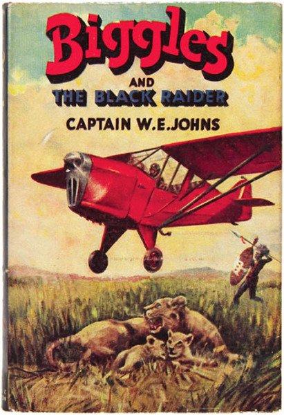 537B: Johns (Captain W.E.) Biggles