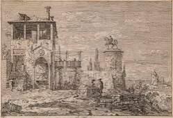 Canaletto (Giovanni Antonio Canal, 1697-1768) -