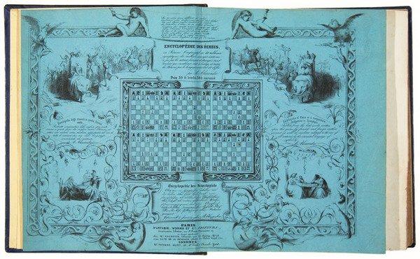 2C: Alexandre (A.)  Encyclopédie des Échecs