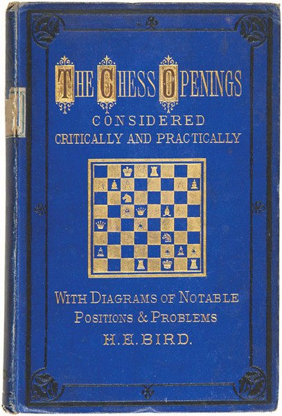 6C: Bird (H. E. ): The Chess Openings (5)