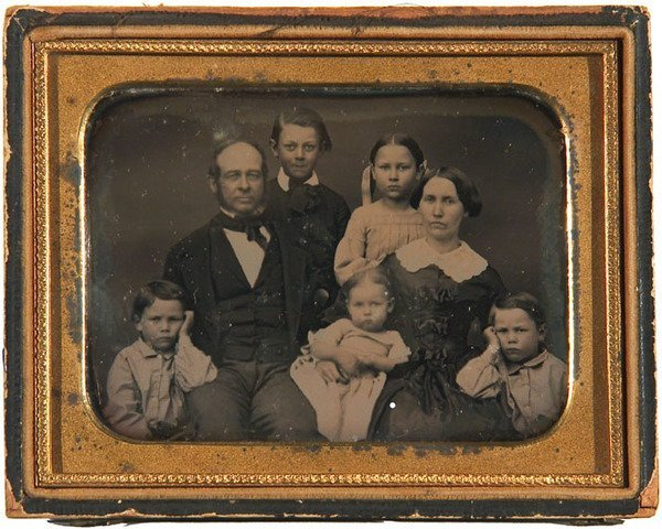 8E: Two American Daguerreotype Portraits and more