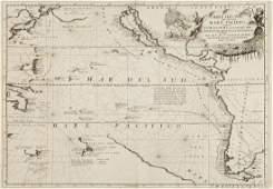 Oceania.- Coronelli (Vincenzo Maria) - Mare del Sud,
