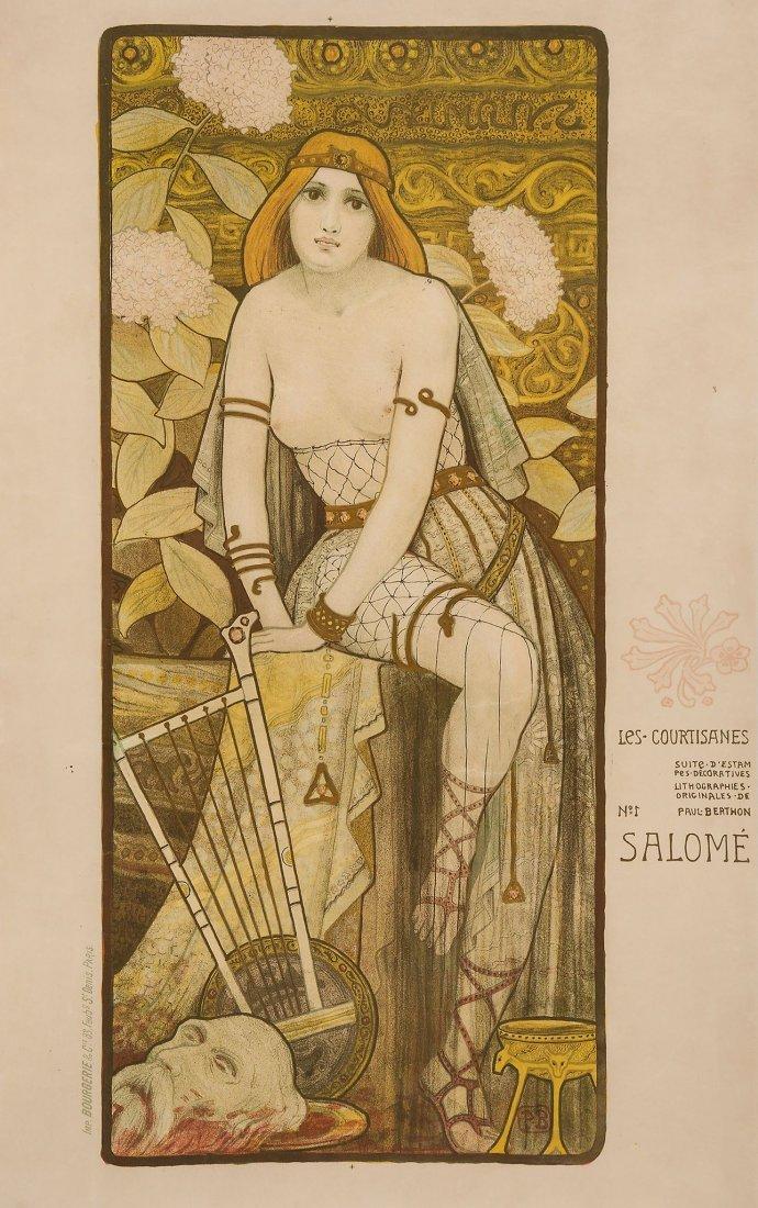 BERTHON, Paul (1872-1909) - SALOME