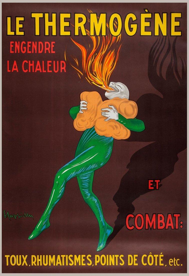 CAPPIELLO Leonetto (1875 - 1942) - LE THERMOGENE