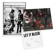 RUSSELL ETHAN  ROLLING STONES  Let It Bleed  deluxe