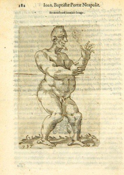 15B: Porta.Coelestis Physiognomoniae libri sex