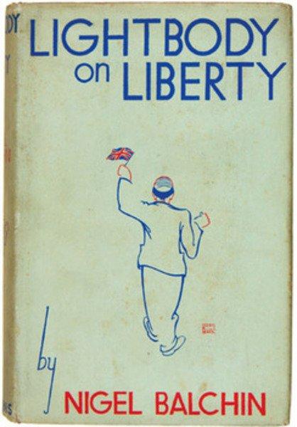 841B: Balchin (Nigel) Lightbody on Liberty