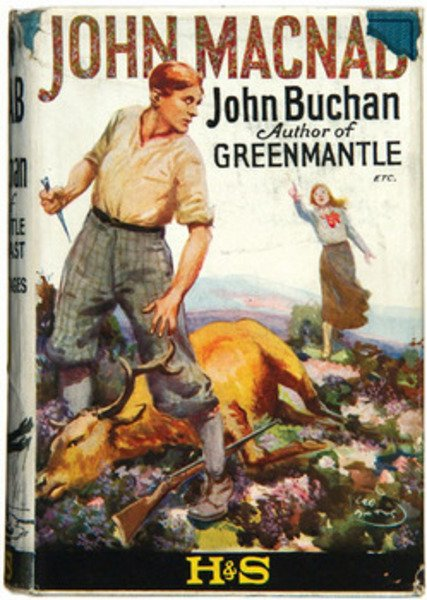 879B: Buchan (John) John Macnab