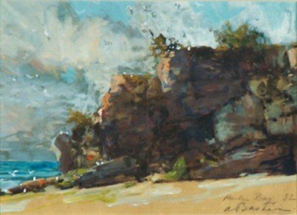 1D: Alfred Théodore Joseph Bastien (1873-1955) harlyn