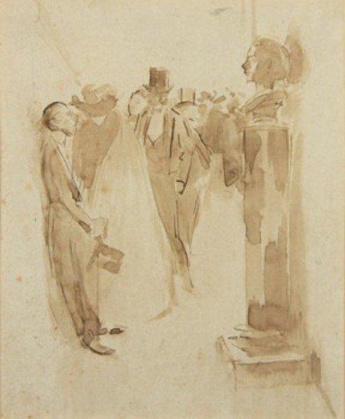 5D: Jean-Louis Forain (1852-1931) l'exposition